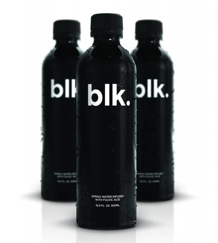 blk Spring Water Infused with Fulvic Acid