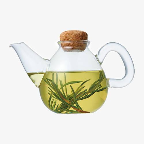 Petite Crystalline Teapot