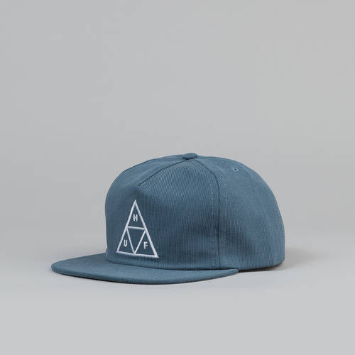 Triple Triangle Snapback Cap