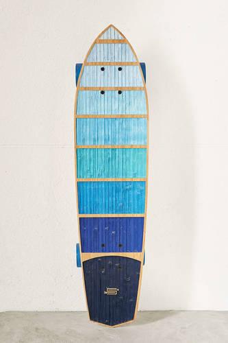 Ocean Shades Of Summer Skateboard