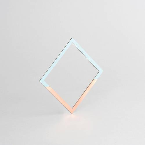 Form Square Bangle Copper & Mint