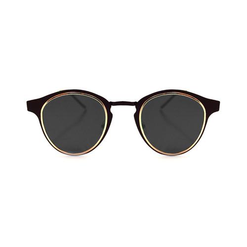 Warp Black Mirror Sunglasses