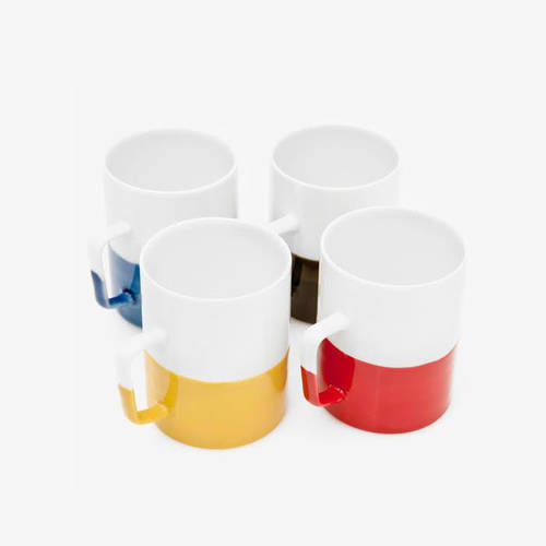 Japanese Hand Dipped Color Mug