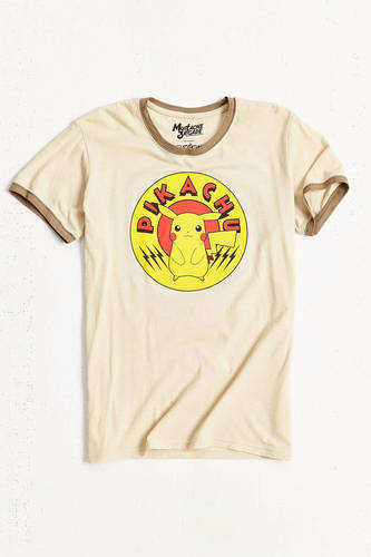Pikachu Ringer Tee
