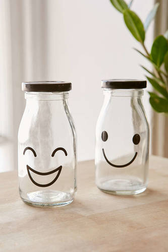 Smile Bottle Set
