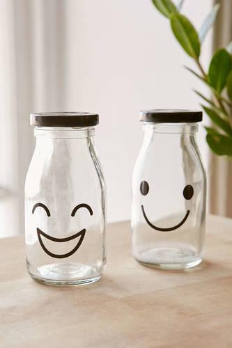 Smile Bottle Set