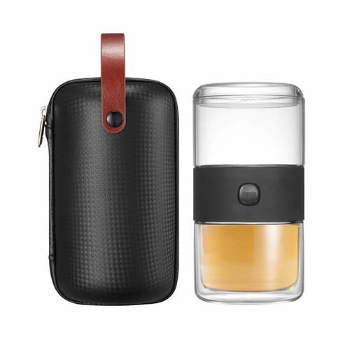 ZENS Glass Teapot Set