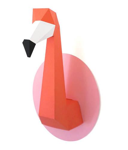 Paper Flamingo Kit