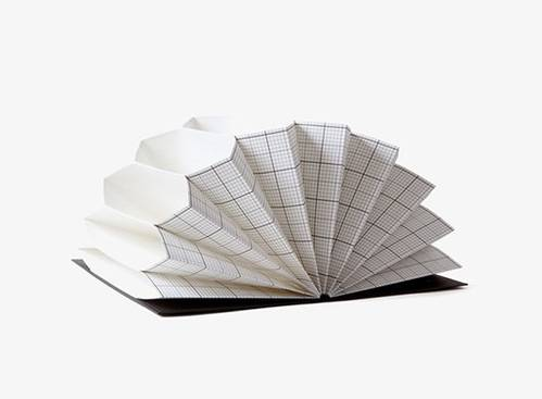 Hay Plisse Archival Folder