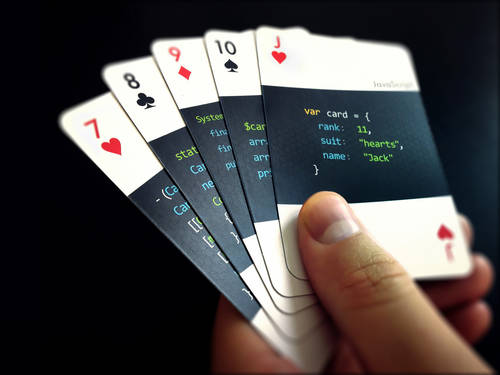 Varianto:25 playing cards