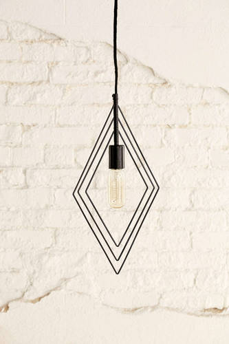 Wyatt Diamond Pendant Light