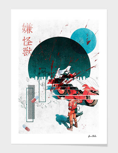 Akira Print