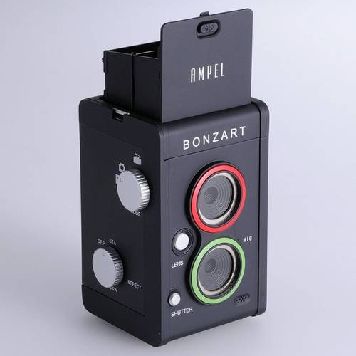 Bonzart Ampel Tilt-Shift Twin Lens Digital Camera