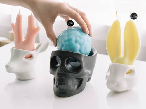 The Jacks: Unique Crying Candles