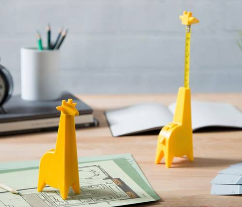 Miss Meter Giraffe Measuring Tape