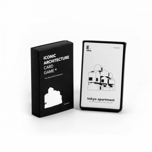 Iconic Architecture Card Game