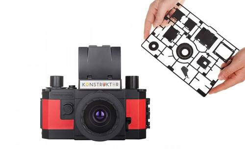 Konstruktor DIY Camera Kit